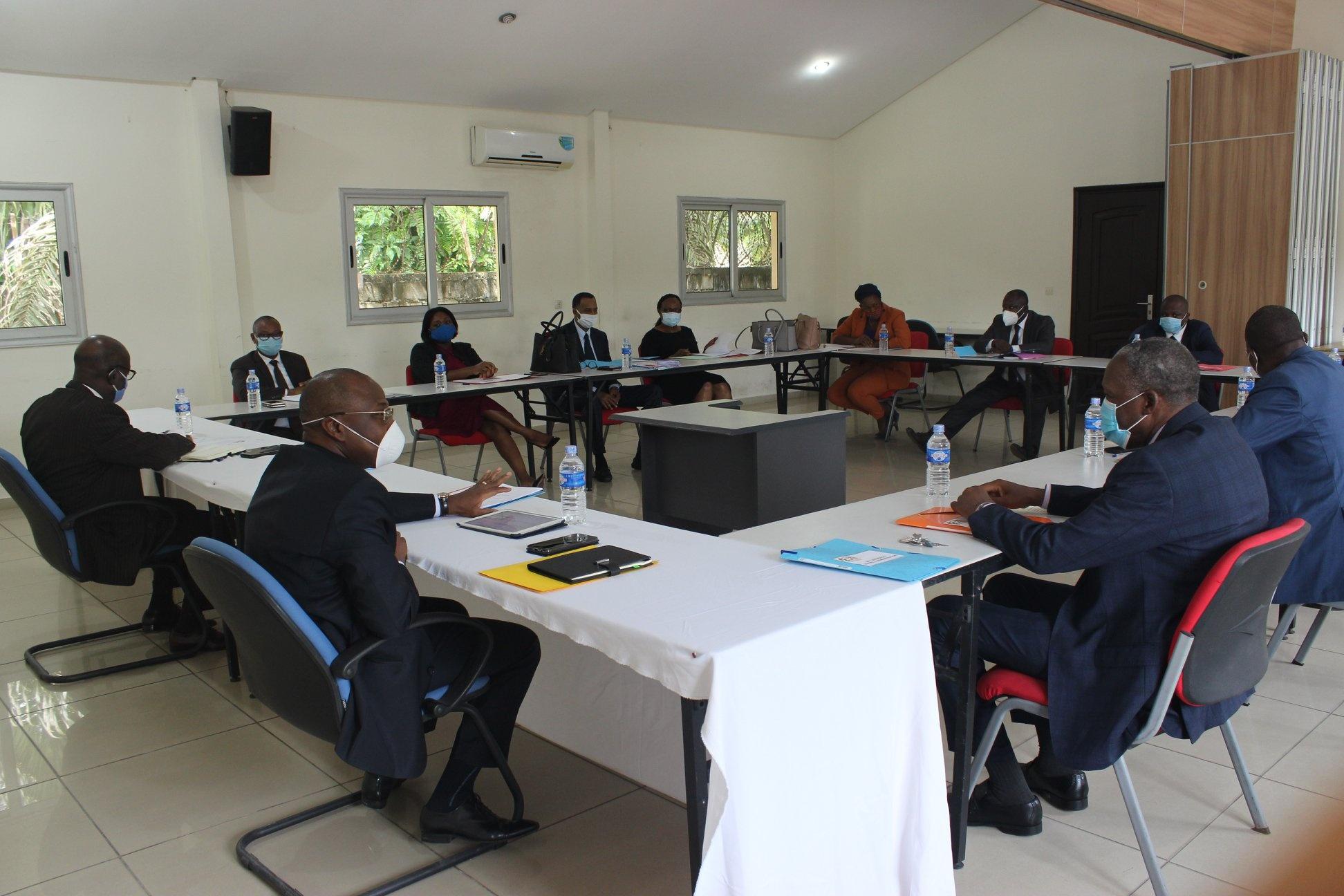 34ème Session du Conseil d'Administration du Fonds de Garantie Automobile